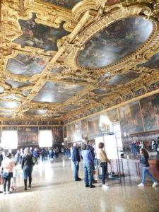 Venise, le Palais des doges