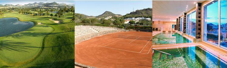 Espagne hotel activités, sport, globe travel