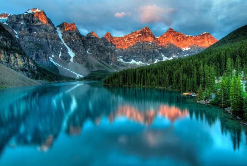 Canada voyage sur mesure globe travel, Canada voyage organisé, circuit, lacs, nature