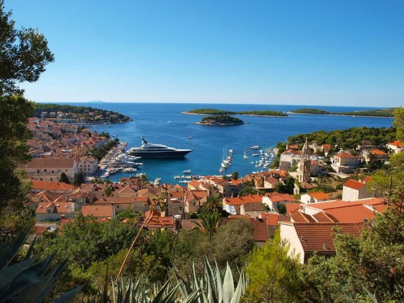 Croatie voyage globe travel, mer, Croatie voyage circuit