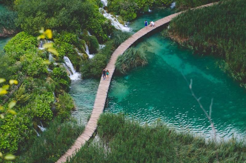 Croatie voyage lacs, chutes, parc Croatie voyage organisé, Crotie circuit, voyage sur mesure, globe travel