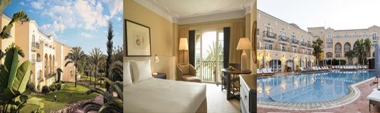 hotel 5 étoiles Espagne pas cher, globe travel agence voyage