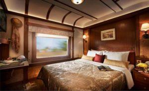 Voyage en train en Inde