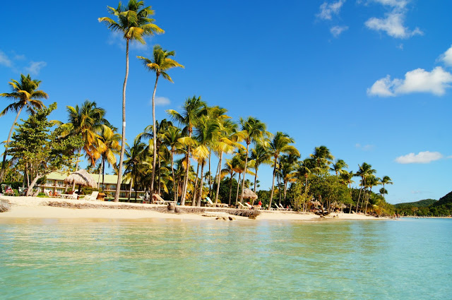 globe travel voyage Guadeloupe caraibes antilles