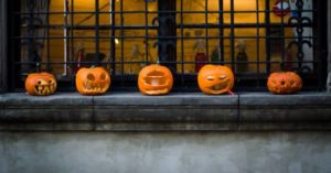voyage au xUSA pour Halloween