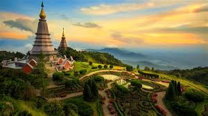 globe travel voyage chian mai thailande