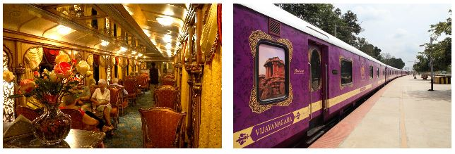 inde voyage excursions inde train luxe