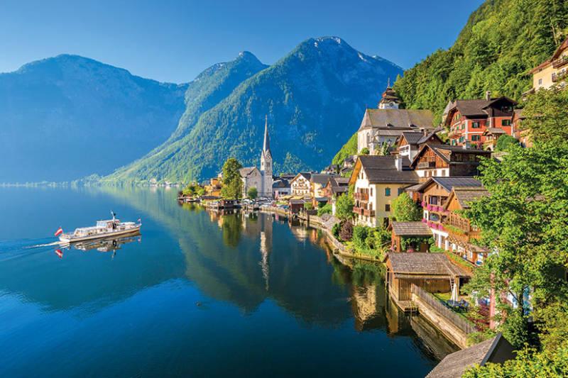 autriche voyage lacs montagnes excursions globe travel