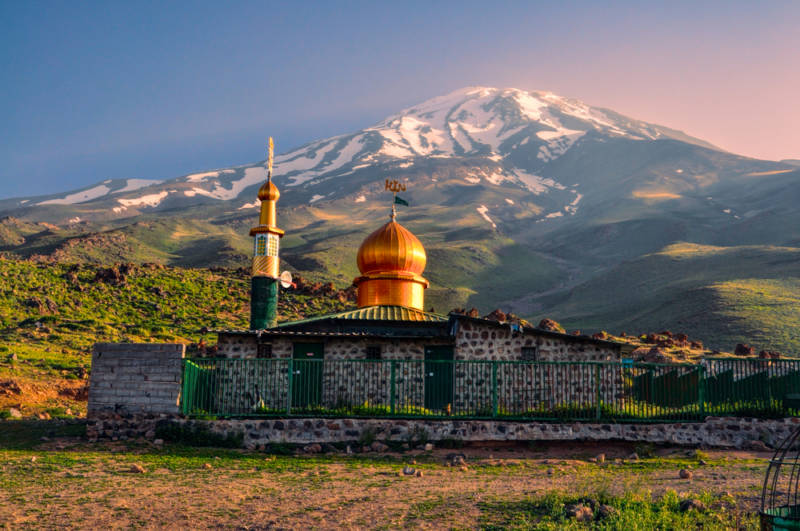 iran voyage circuit téhéran ispahan shiraz