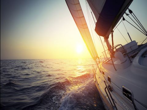 voyage croisière petit bateau