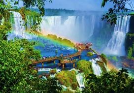 circuit voyage organisé brésil chutes iguacu