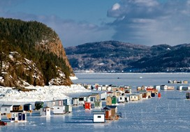 Canada ford, globe travel, voyage authentique neige