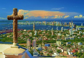 voyage carthagène colombie globe travel