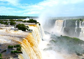 Brésil Iguazu, Iguaçu circuit voyage, globe travel