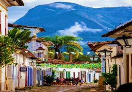 brésil voyage tour baie globe travel