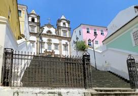 Salvador de Bahia circuit voyage brésil, globe travel